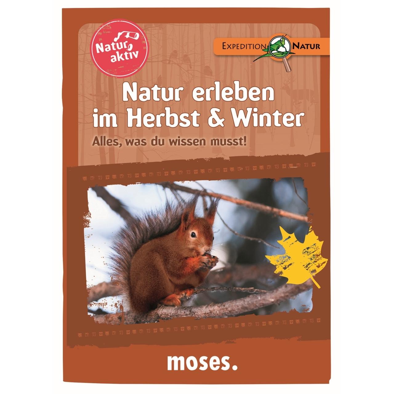 expedition natur herbst winter ab 7 jahren kinderb cher spielzeug geschenke f r jung. Black Bedroom Furniture Sets. Home Design Ideas
