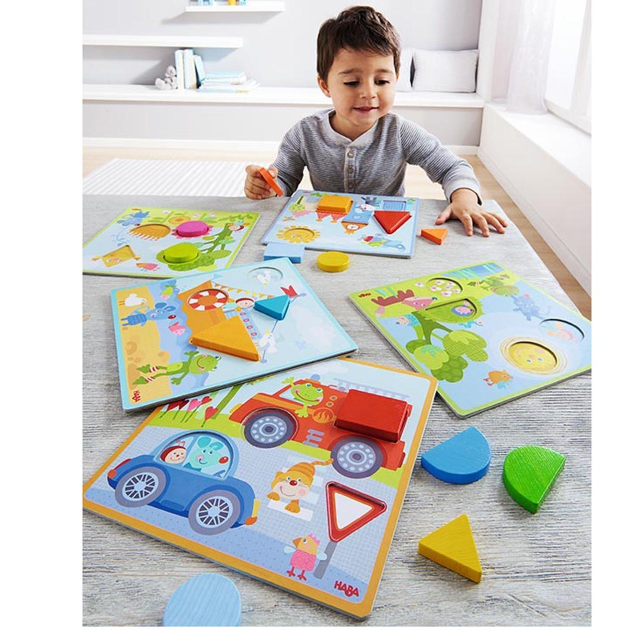 zuordnung tierische abenteuer haba holzspielzeug haba lieblingsmarken spielzeug. Black Bedroom Furniture Sets. Home Design Ideas