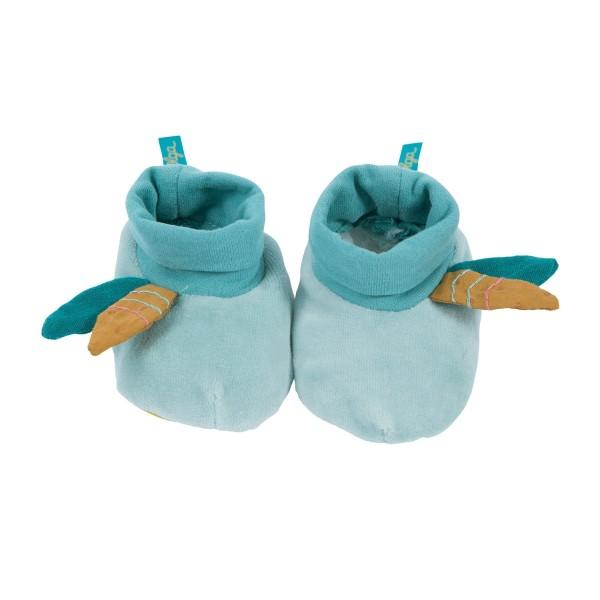 Babyschühchen blau