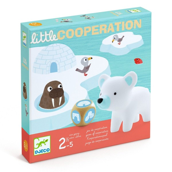 Erste Spiele: Little Cooperation
