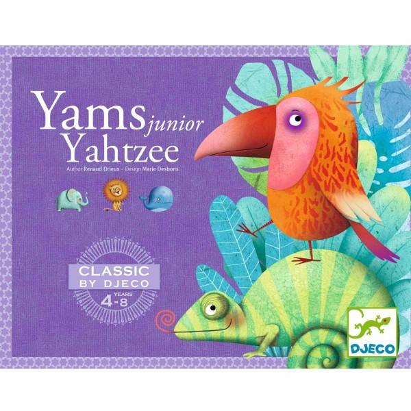 Spieleklassiker: Yam''s junior