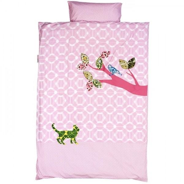 Bettwäsche Inke rosa