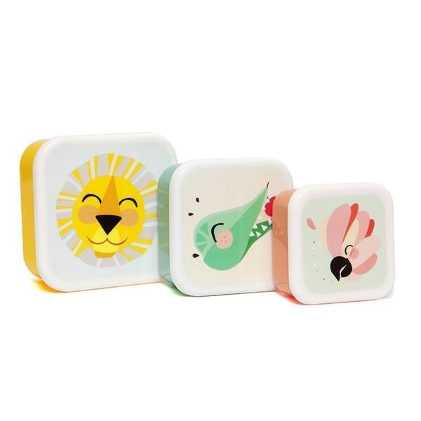 Brotbox Set Löwe
