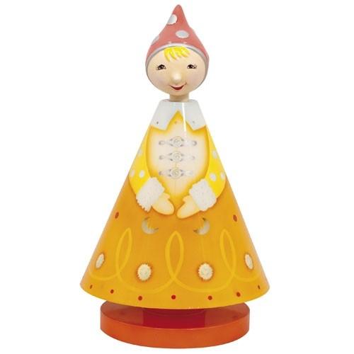 Schlummerlampe russischer Prinz