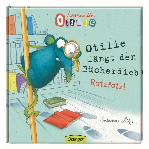 Otilie fängt den Bücherdieb
