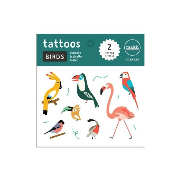 Tattoos Vögel