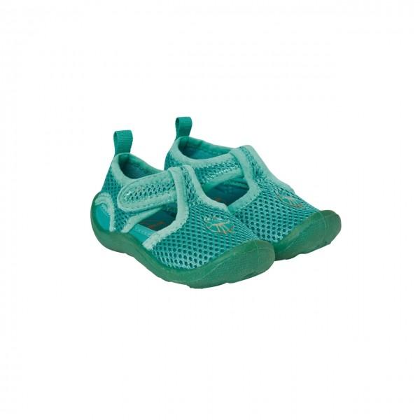 Beach Sandals, size 20, lagoon