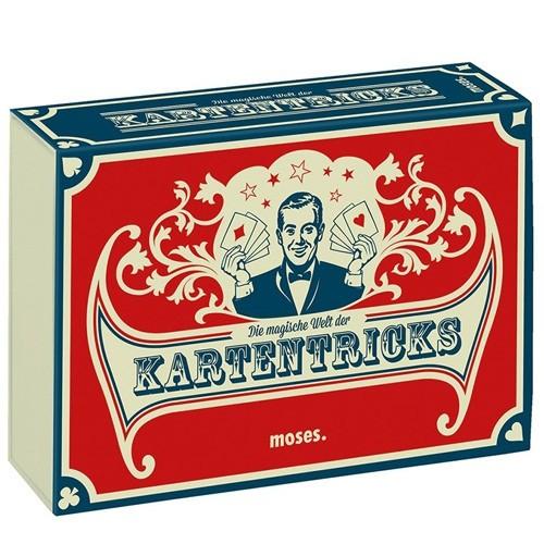 Magische Welt der Kartentricks