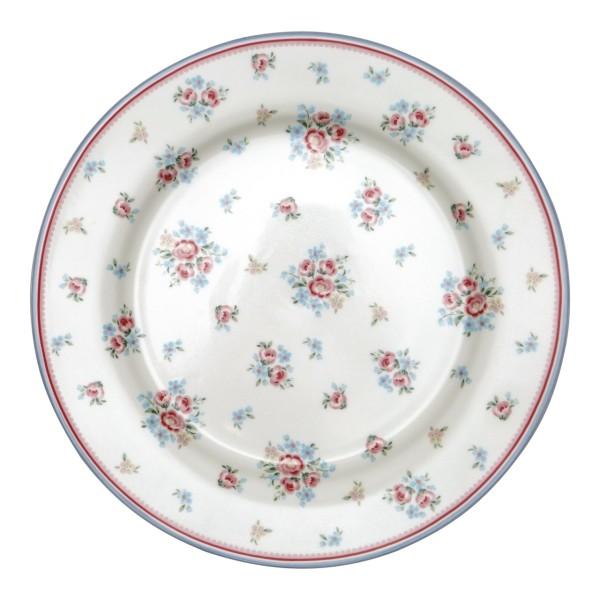 Dinnerteller Nicoline white