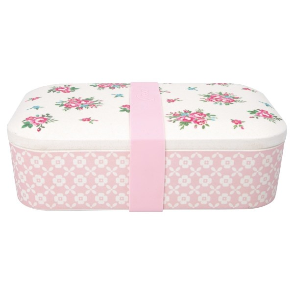 Lunch Box Constance white