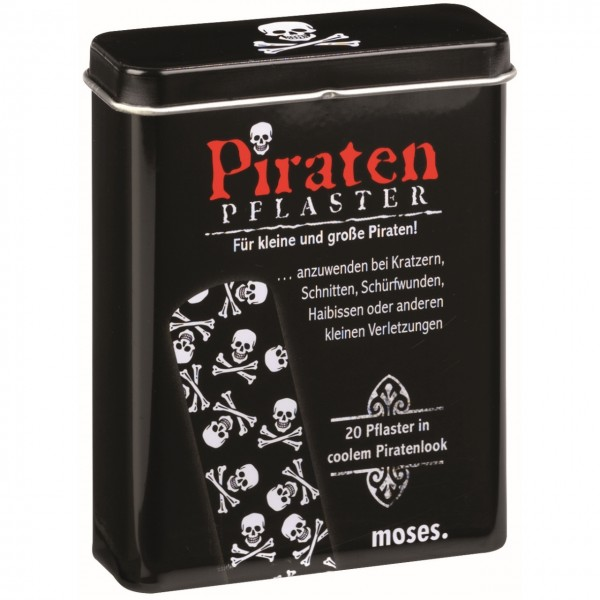 Piraten Pflaster
