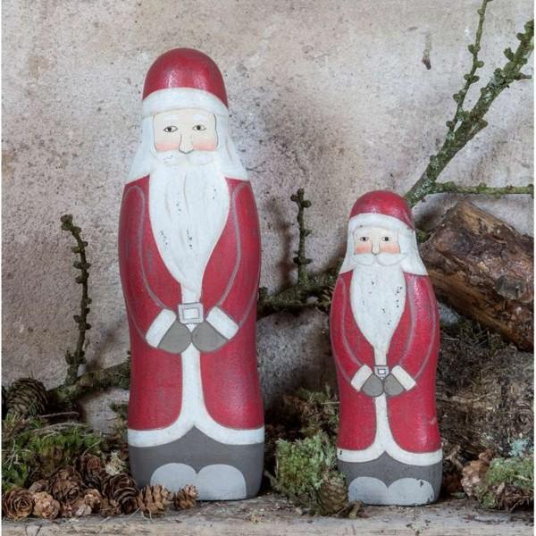 Weihnachtsmann stehend rot s