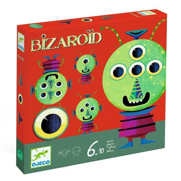 Spiel: Bizaroid