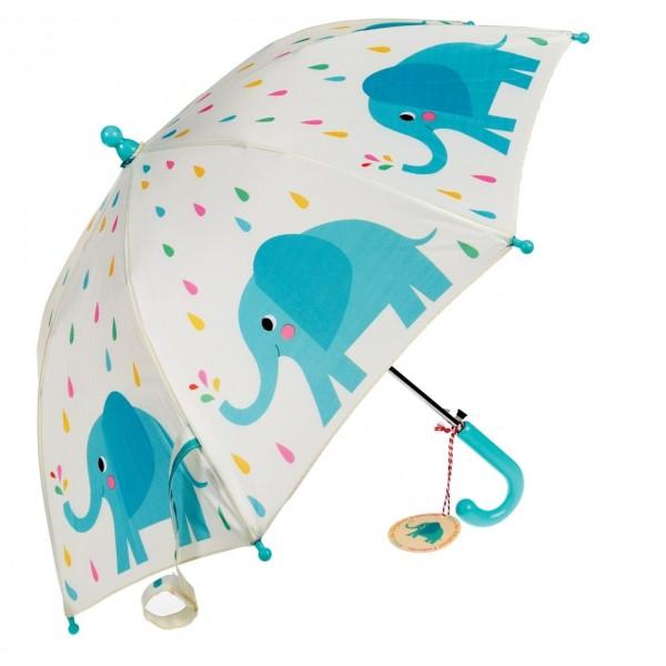 Kinder-Regenschirm Elefant Elvis
