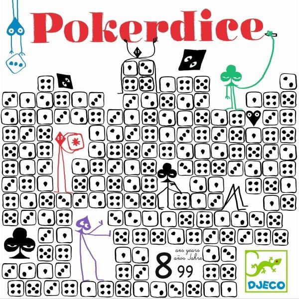 """Spiele: """"Poker Dice"""""""