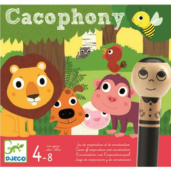 Spiel: Cacophony