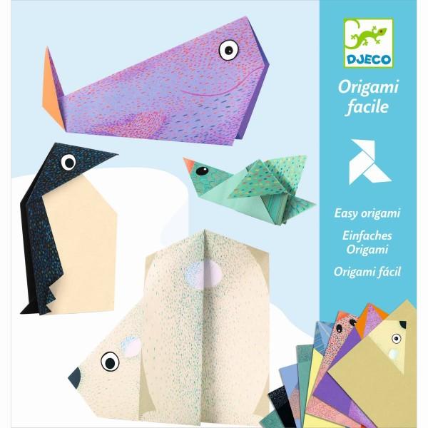 Origami Polartiere