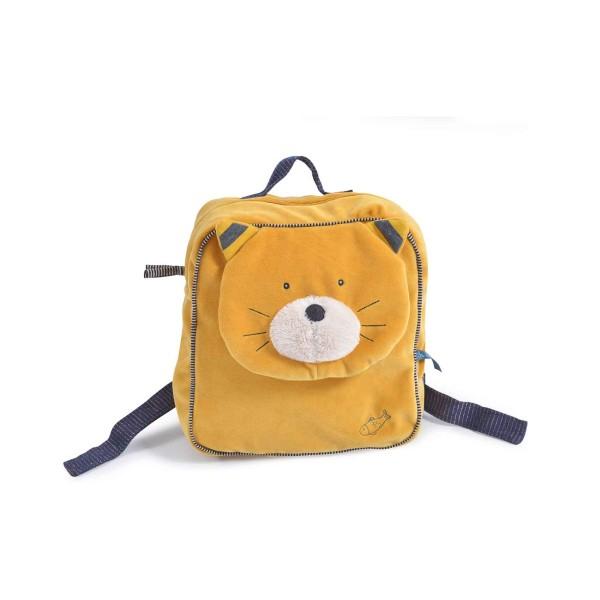 Rucksack Lulu gelb