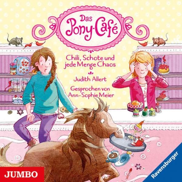 CD: Pony-Café. Chili, Schote und jede Menge Chaos