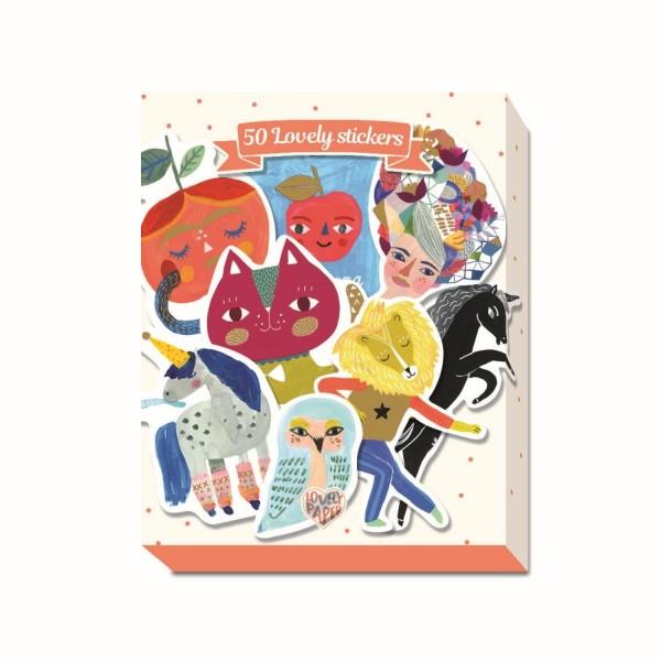 Stickerbox: Sarah (50)