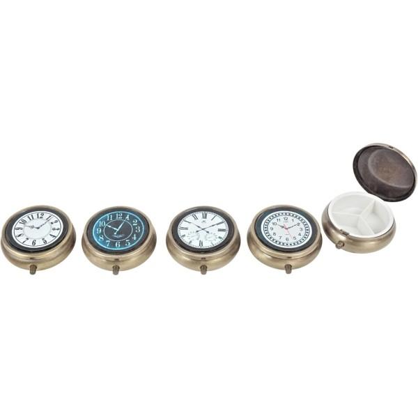 Pillendosen Horlogerie