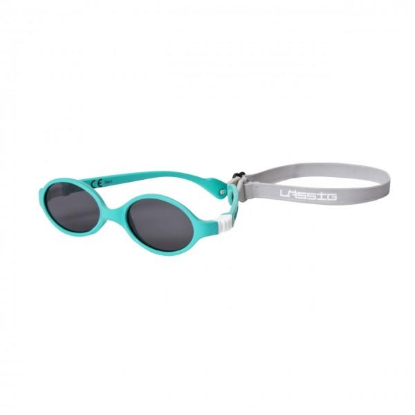 Sonnebrille für Kinder unisex, one size, lagoon