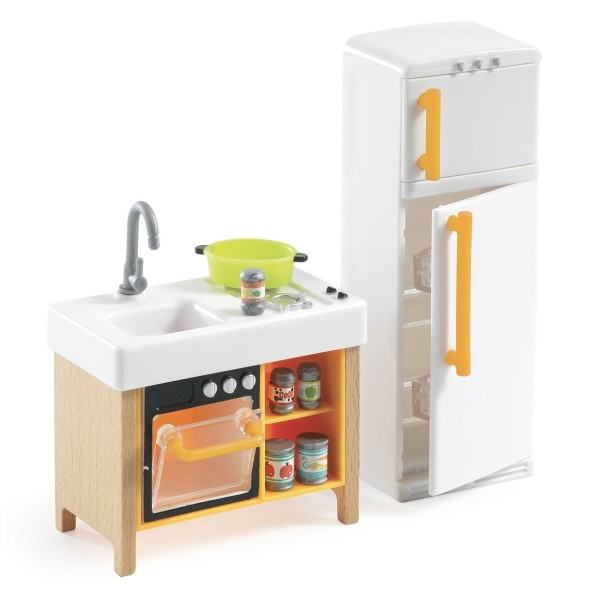 Puppenhaus: Miniküche