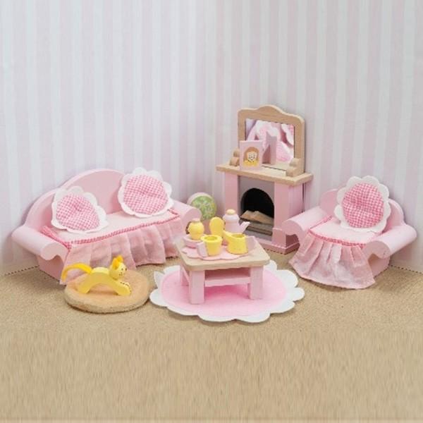 Le Toy Van Puppenhaus Möbel Wohnzimmer