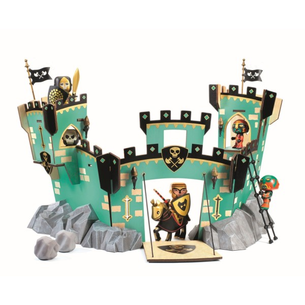 Arty Toys - Ritter: Castle on Ze Rock Teile