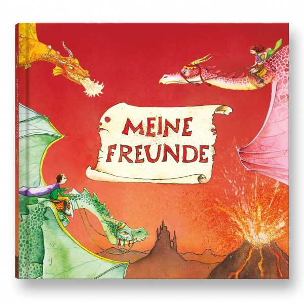 Graetz Freundebuch Drachen