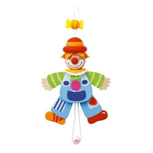 Hampelmann Clown Bonbon