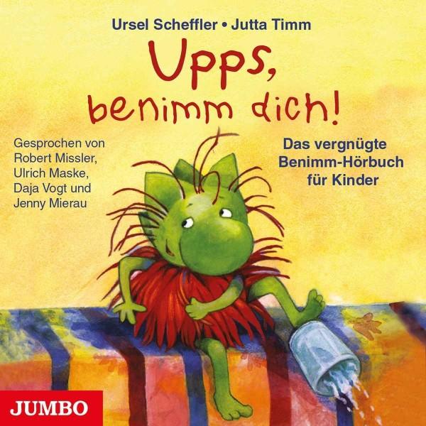 CD: Upps, benimm Dich!