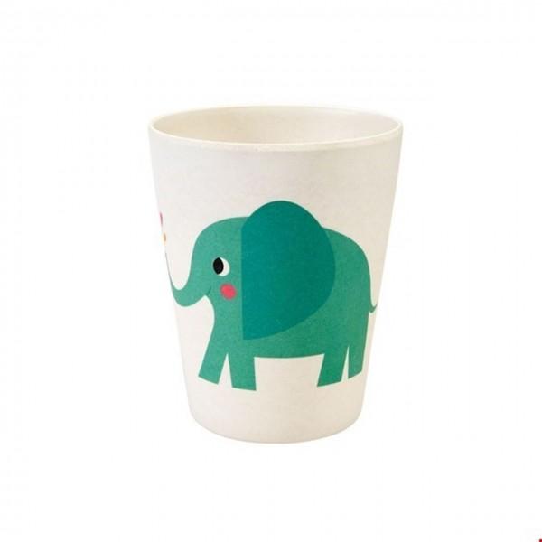Bambusbecher Elefant Elvis