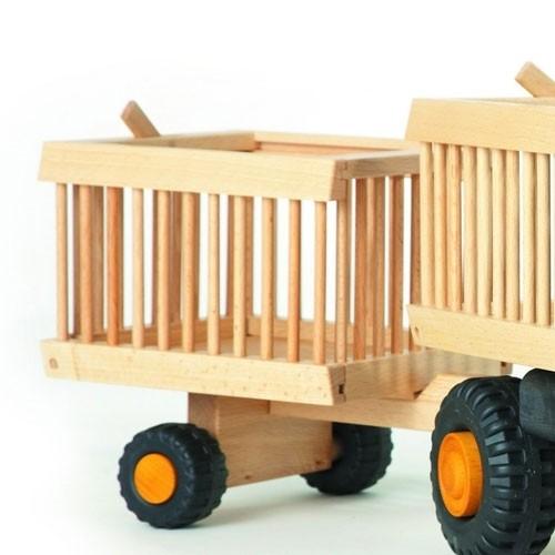 Uniwood Tiertransporter Anhänger