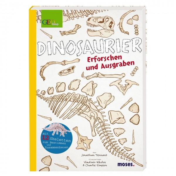 Geolino Dinosaurier - Erforschen & Ausgraben