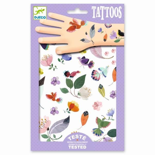Tattoos Vögelchen
