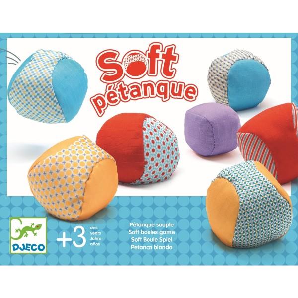 Aktivitätenspiel: Soft Boule-Spiel