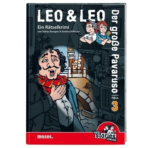 Leo & Leo Pavaruso Fall 3
