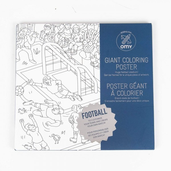 Kreativ Poster Fussball