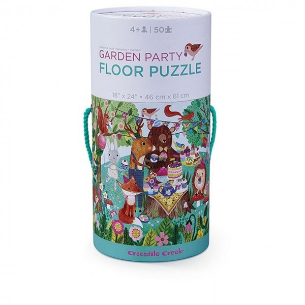 Puzzle Gartenparty