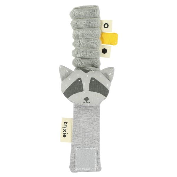 Handgelenk-Rassel Mr Raccoon