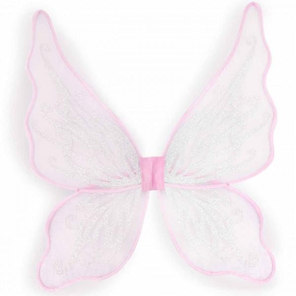 Märchenflügel rosa