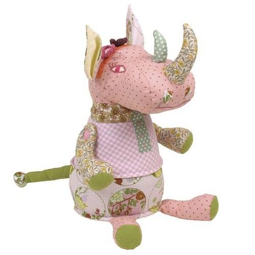 Rhino rosa