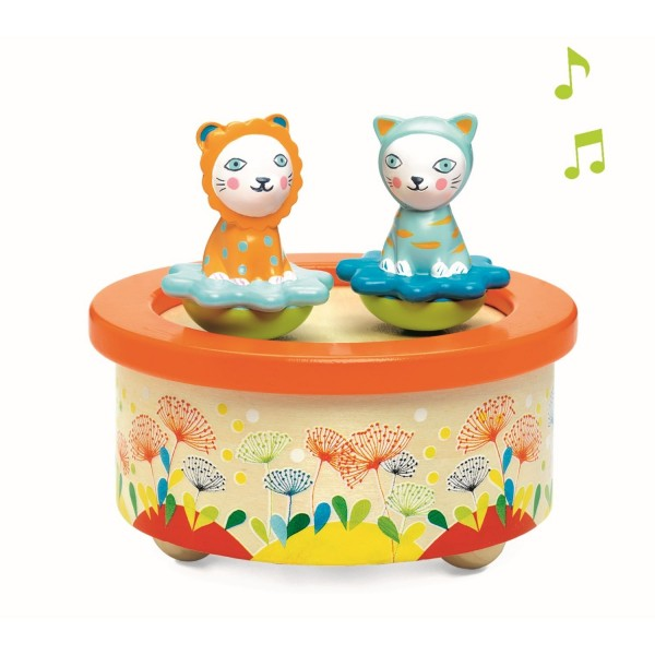 Magnet Musikbox Twins Melody