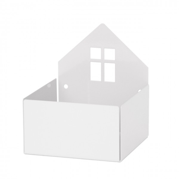 Metallbox Haus