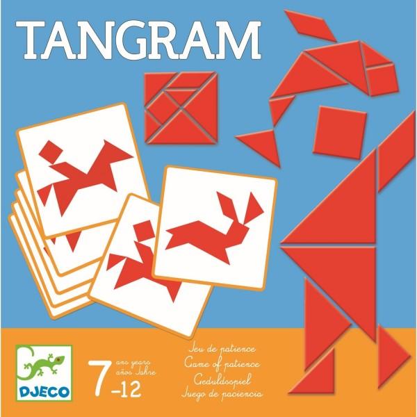 Spiel: Tangram