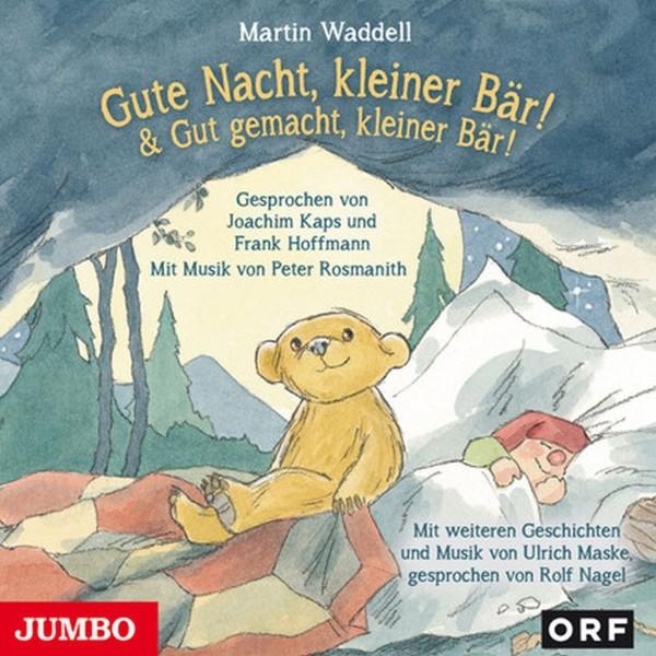 CD: Gute Nacht, kleiner Bär!