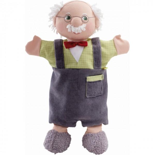 Handpuppe Großvater