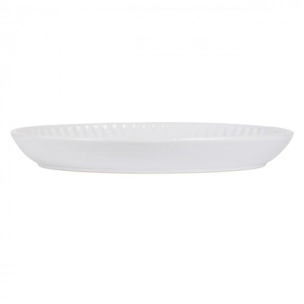 Servierplatte Mynte Pure White