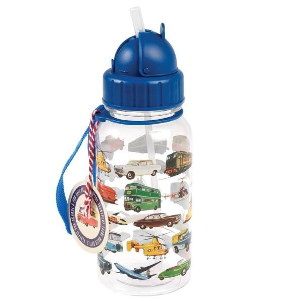 Trinkflasche Vintage Transport